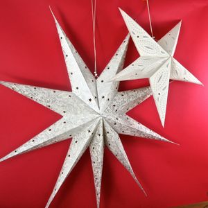 White Star Decoration - view all decorations