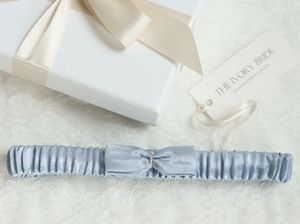 Victoria Satin Garter - women's fashion