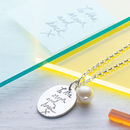Personalised Your Handwriting Necklace
