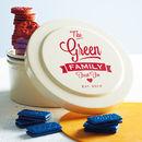 Personalised Family Cake Tin