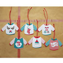 Six Christmas Tags