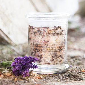 Tranquil Isle Bath Salt - bathroom