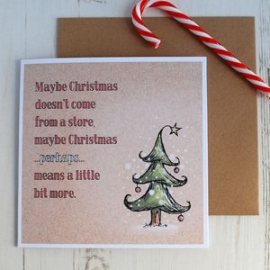 Seuss Inspired Christmas Card Pack - cards & wrap