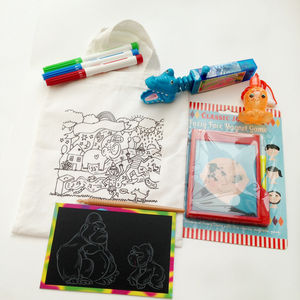 Grab And Go Activity Pack For Boys - stationery & creative activities