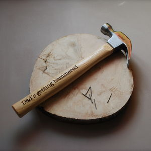 Personalised Hammer - shop by price