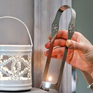 Tea Light Tongs - lighting