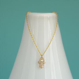 My Hamsa Necklace - necklaces & pendants