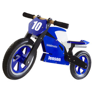 Personalised Wooden Superbike - toys & games