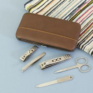 Men's Mini Manicure Set