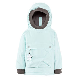 Wen Canal Blue Baby Jacket