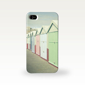 By The Sea Photographic Phone Case