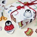 Wrapping Paper Is Also Available