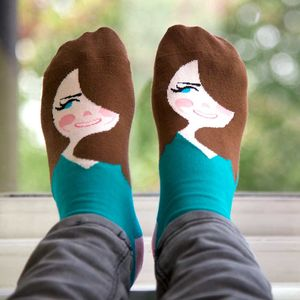 Kate Middle Toe Socks - gifts for her