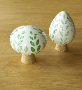 Forest Salt And Pepper Pot - kitchen