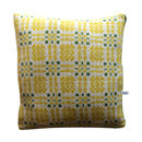 40cm Knitted Lambswool Tapestry Cushion