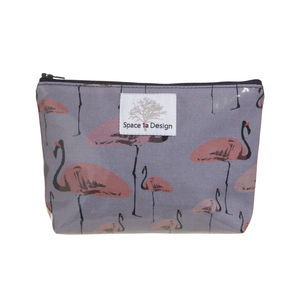 Flamingo Party Make Up Bag - shop by price