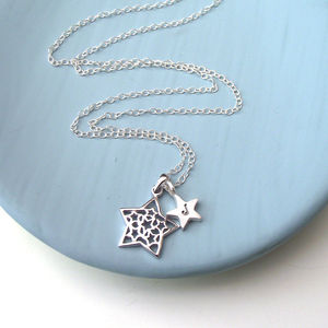 Personalised You Are A Star Necklace