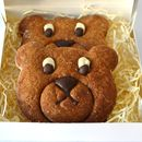 Pack Of Two Teddy Bear Dog Treats