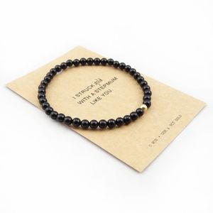Struck Gold Bracelet For Stepmum