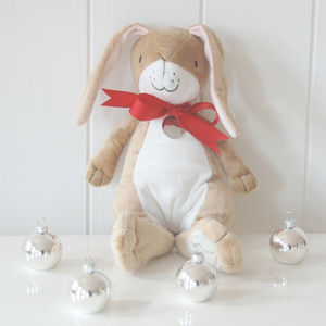 My First Christmas Nutbrown Hare - baby's first christmas