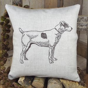 ' Fox Terrier ' Cushion