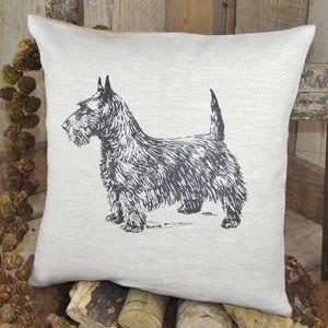 ' Scottish Terrier ' Cushion