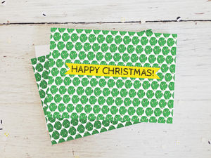 Sprout Christmas Card