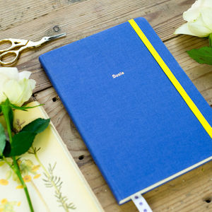 Personalised Journal - stationery