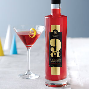 Nine Ct Blood Orange Vodka Liqueur Shimmer - gifts for foodies