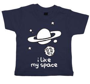 I Like My Space T Shirt - t-shirts & tops