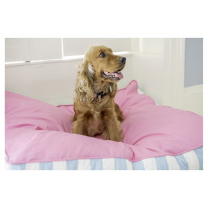 Two Tone Refreshers Dog Bed - beds & sleeping