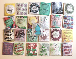 Advent Christmas Tea Gift Set - advent calendars
