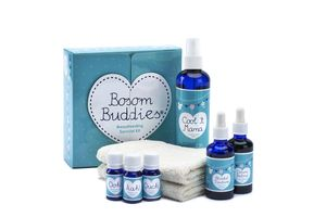 Midwife In A Bag Gift Set - massage & aromatherapy