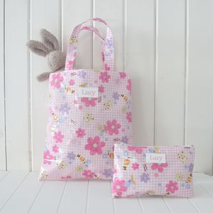 Childs Mini Shopper And Purse - bags, purses & wallets