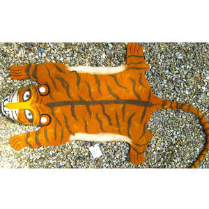 Raj The Tiger Rug - children's room