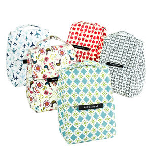 Organic Cotton Insulated Lunch Bags - picnics & barbecues