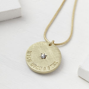 'Wish Upon A Star' Necklace - style-savvy