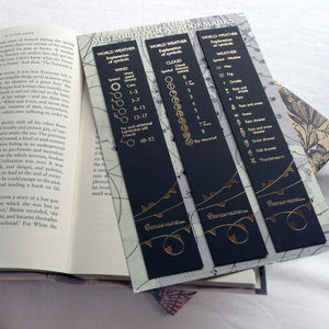 Weather Symbol Bookmarks