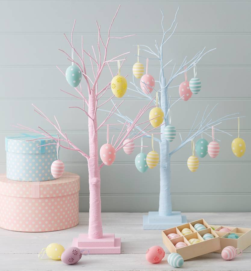 Easter Decorations Baby Blue Diy