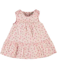 Baby Kaja Newborn Soft Pink Spencer Dress - baby & child