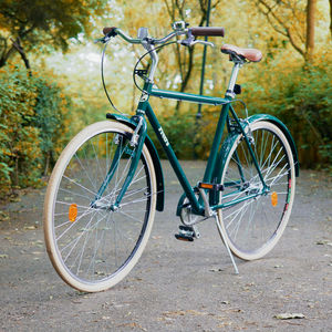 Retro Gentleman's Bicycle - gifts for cyclists