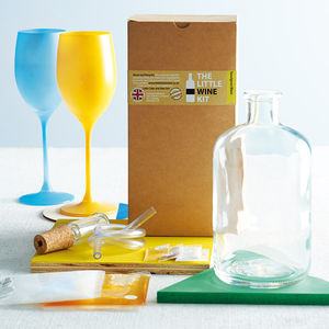 Little Sauvignon Blanc Wine Making Kit - for sisters