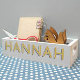 Typographic Desk Tidy - shop by room