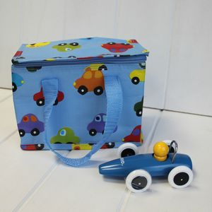 Thermal Car Lunch Bag - children's accessories
