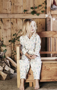 Hygge Winter White Organic Pyjamas