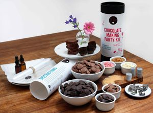 Chocolate Making Party Group Kit - kitchen accessories
