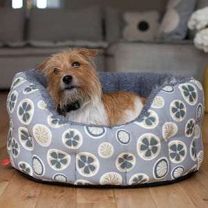 Luxury Washable Dog Bed - dog beds & houses
