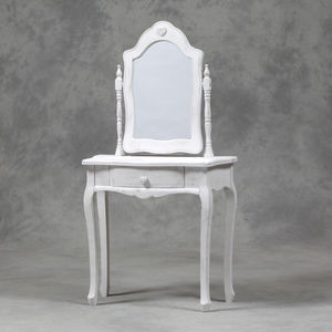 Grace Dressing Table And Mirror - bedroom