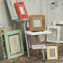 Ntombi Reclaimed Mini Wooden Frame 3x5'