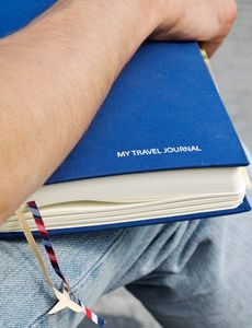 Personalised My Travel Journal - frequent traveller